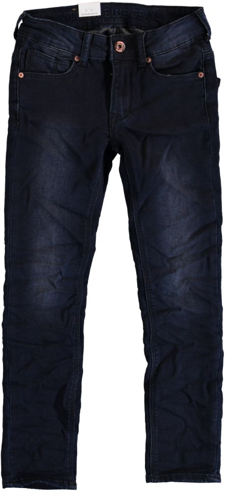 Indian Blue Slim Fit TOM