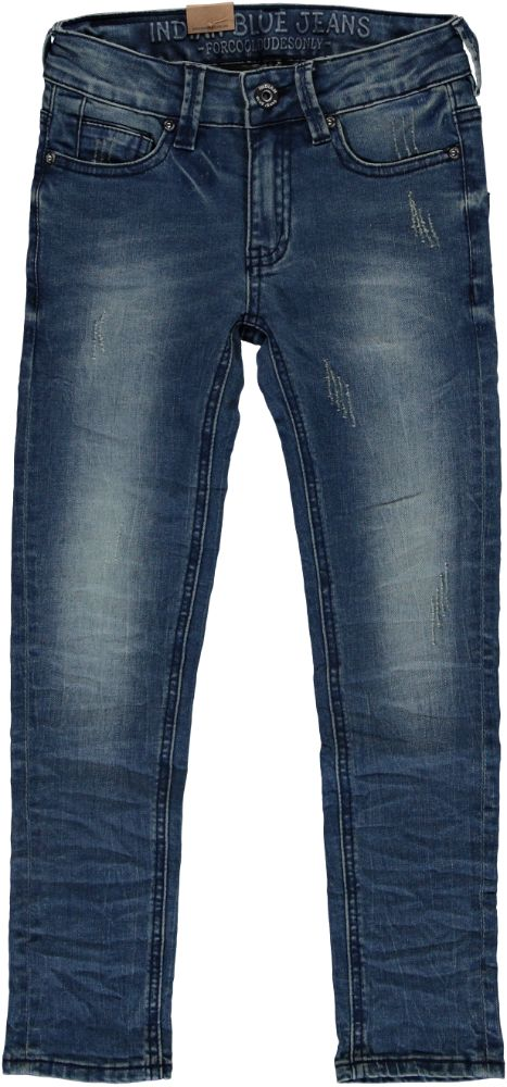 Indian Blue Slim Fit DANN