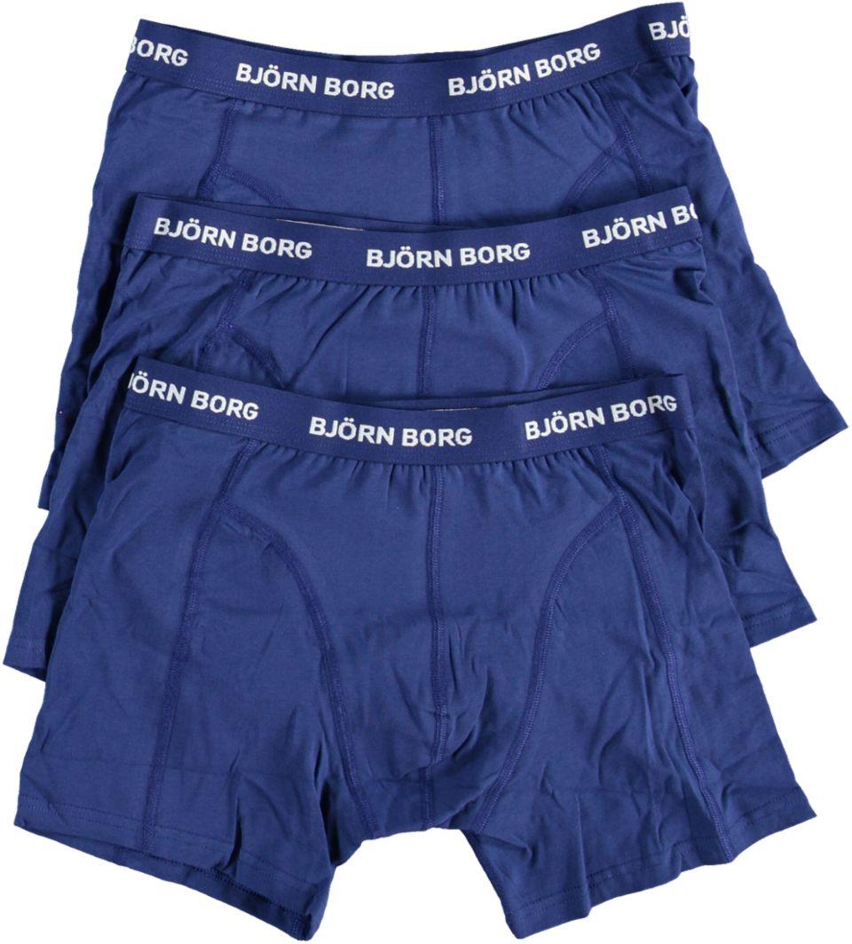 Bjorn Borg Underwear NOOS SOLIDS 3P