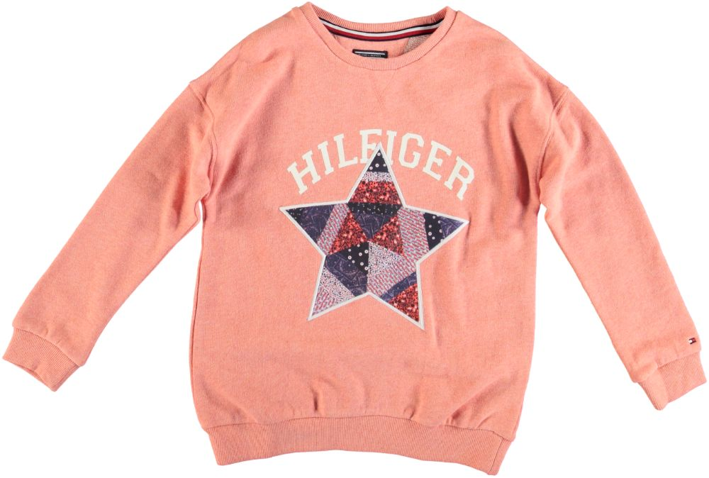 Tommy Hilfiger Sweater STAR PATCH