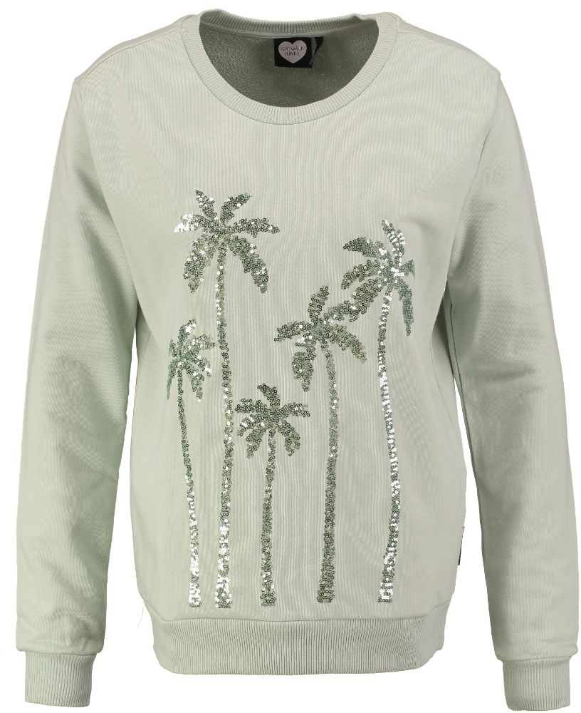 Catwalk Junkie Sweater SW COCONUT PALM