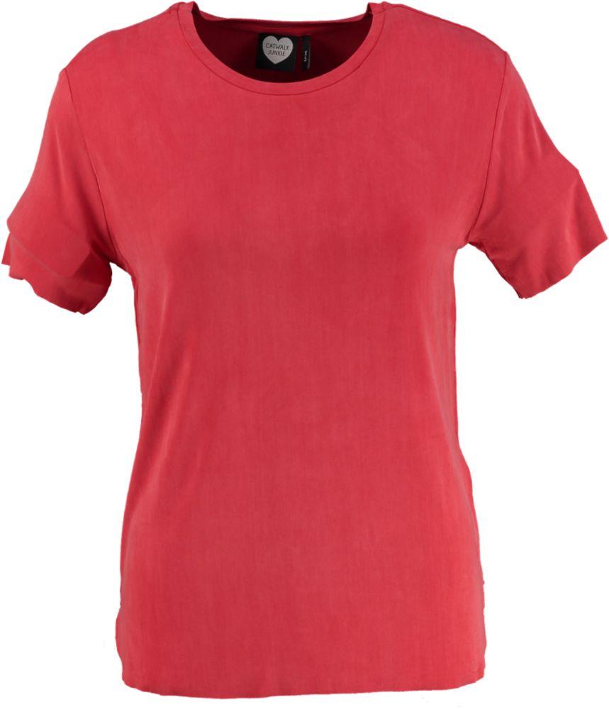 Catwalk Junkie T-shirt TS TWIGGY