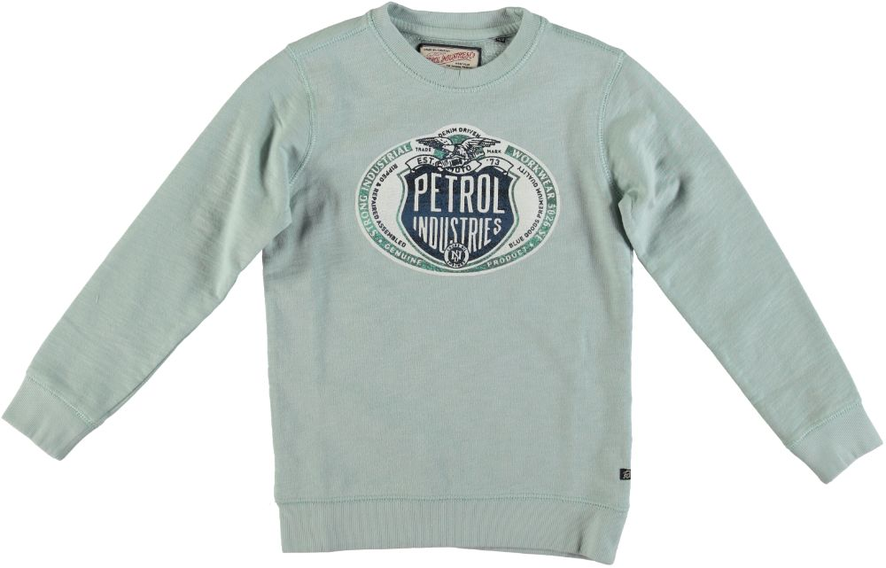 Petrol Sweater