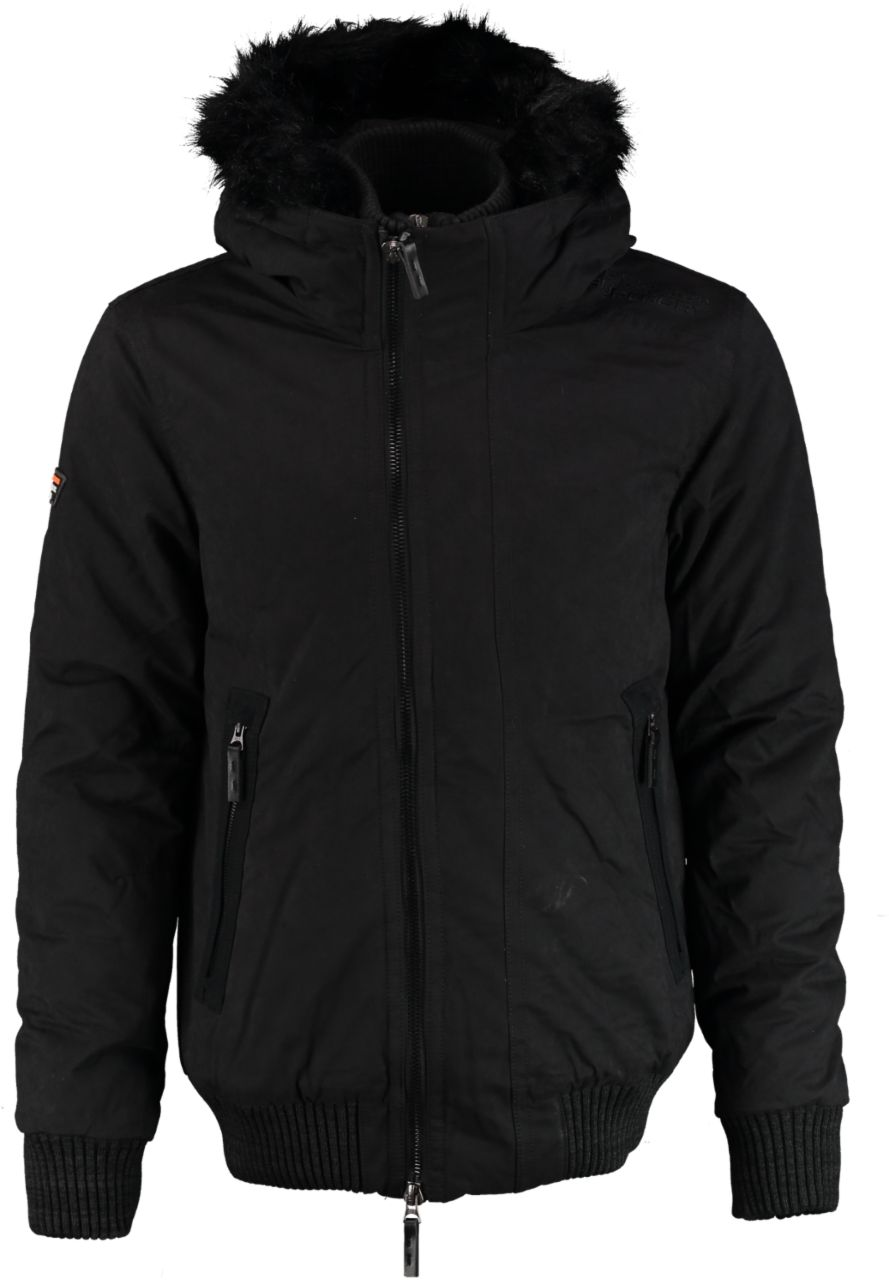 Superdry Jas MICROFIBRE WIND BOMBER