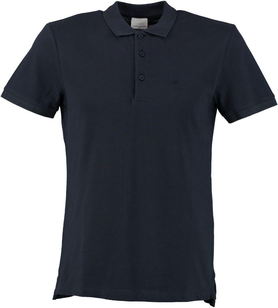 Purewhite Poloshirt