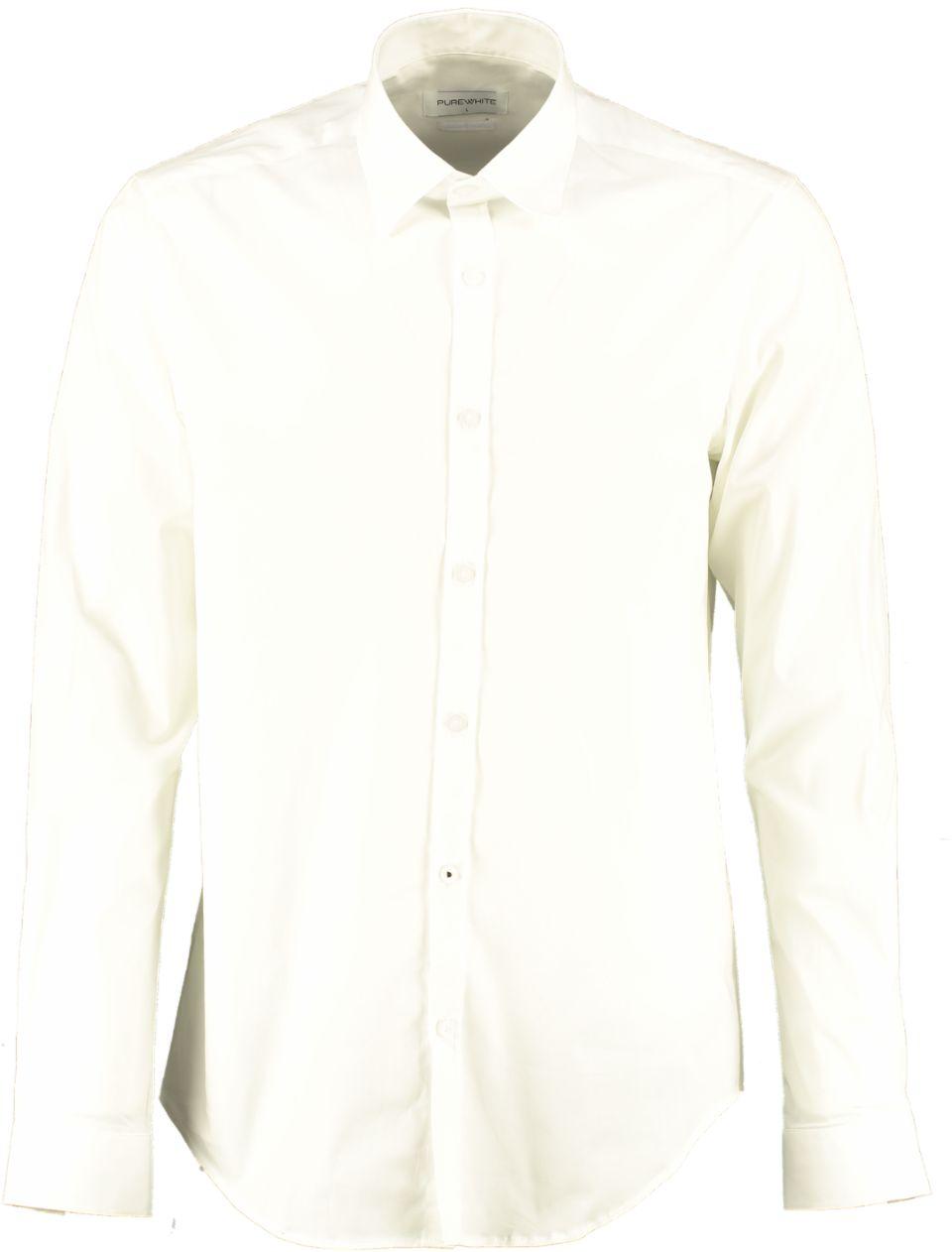 Purewhite Casual Shirt