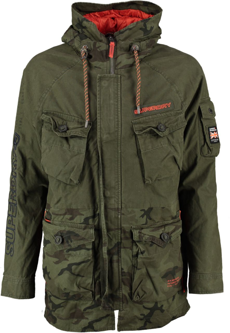 Superdry Jas MIXED ROOKIE