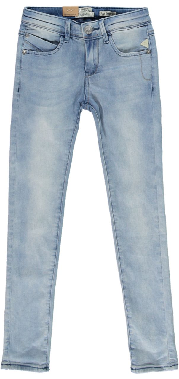Indian Blue Skinny Fit JAZZ