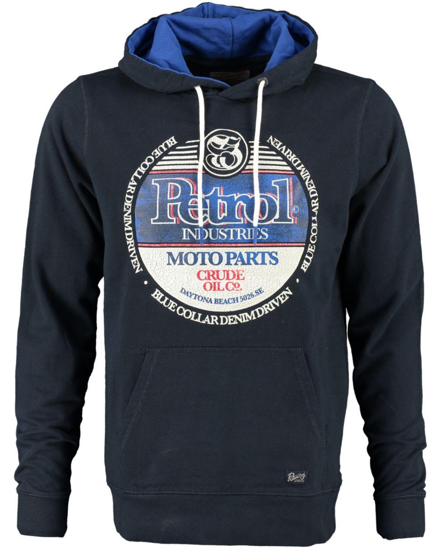 Petrol Hoodie