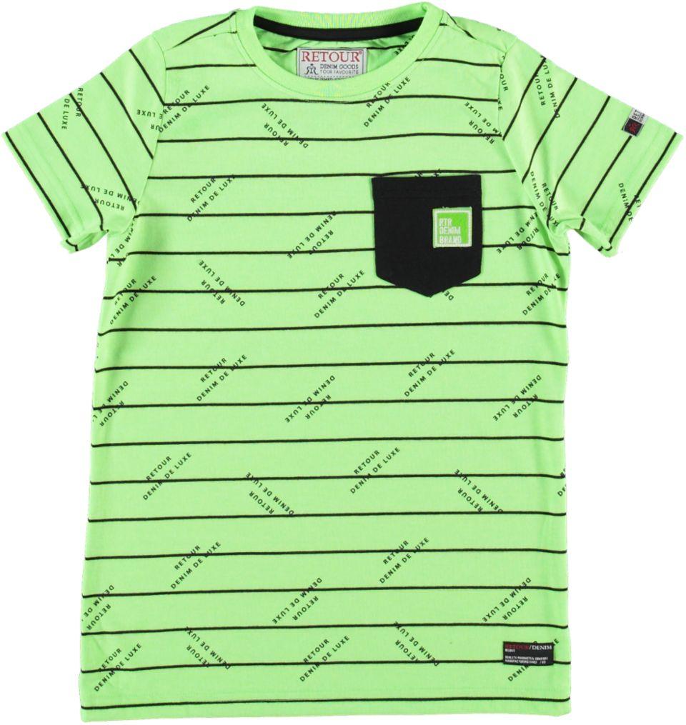 Retour T-shirt BRUNO