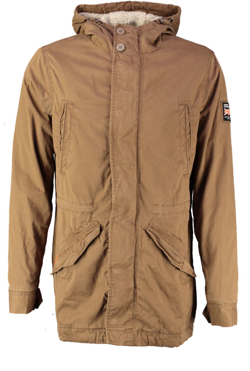 Superdry Jas NEW MILTARY