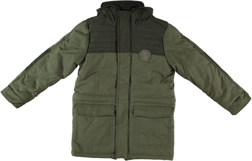 Indian Blue Jas PARKA